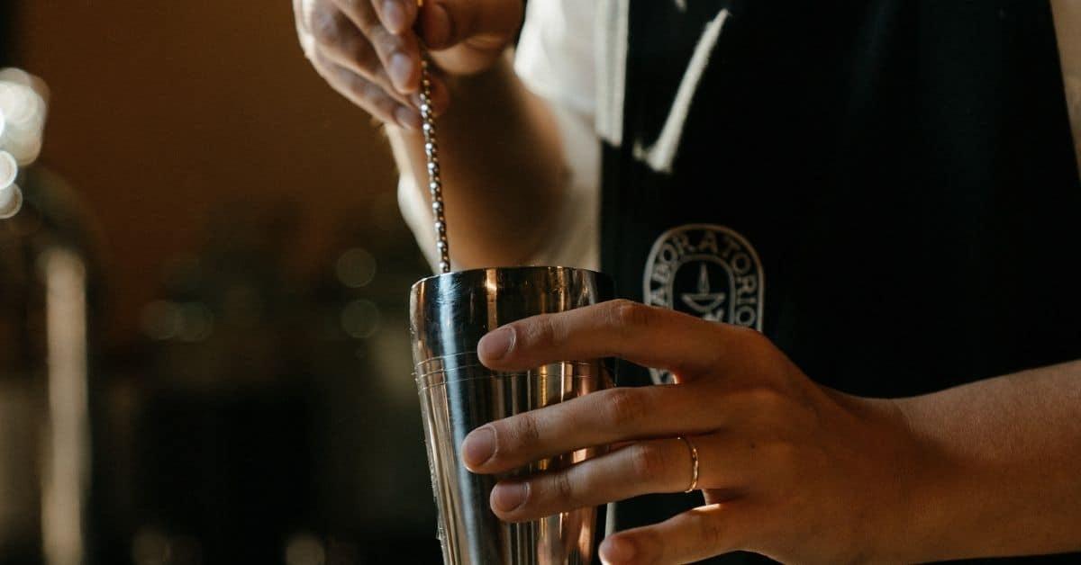 Margaritas need a bartender stirrer