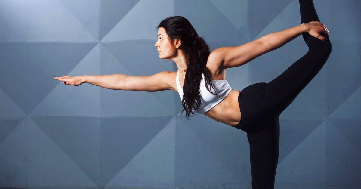 Yoga practice releases stress and anxiety
