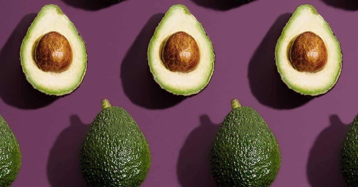 classic guacamole haas avocados