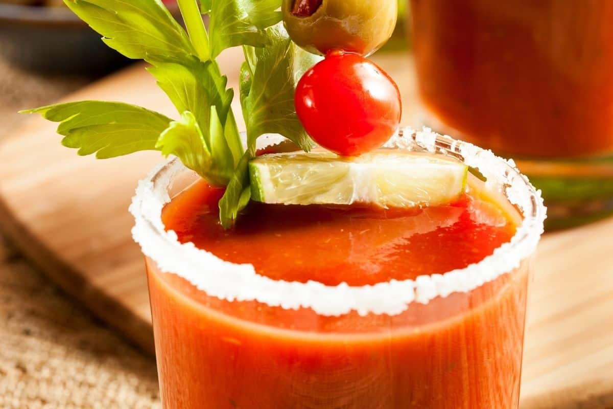 best cocktail recipes bloody mary