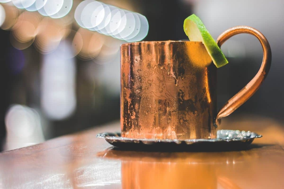 best cocktail recipes moscow mule