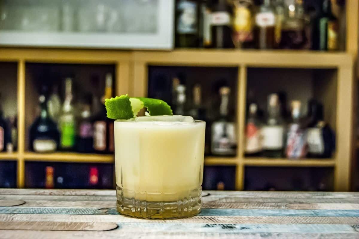 Skinny margarita cocktail recipe
