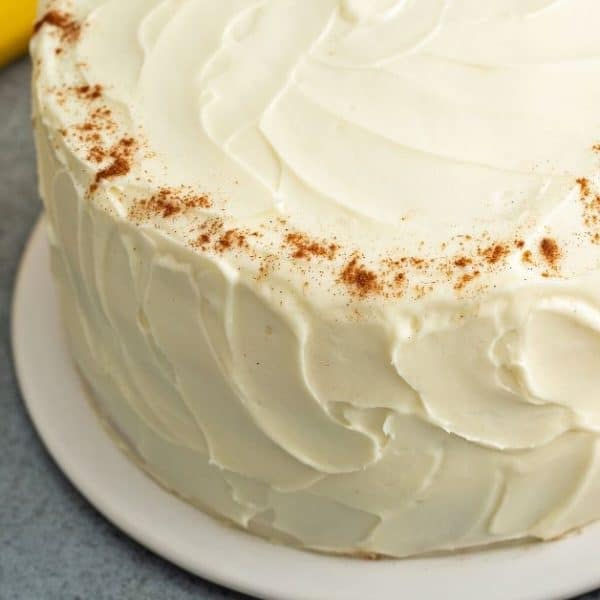 Best banana cream cake recipe
