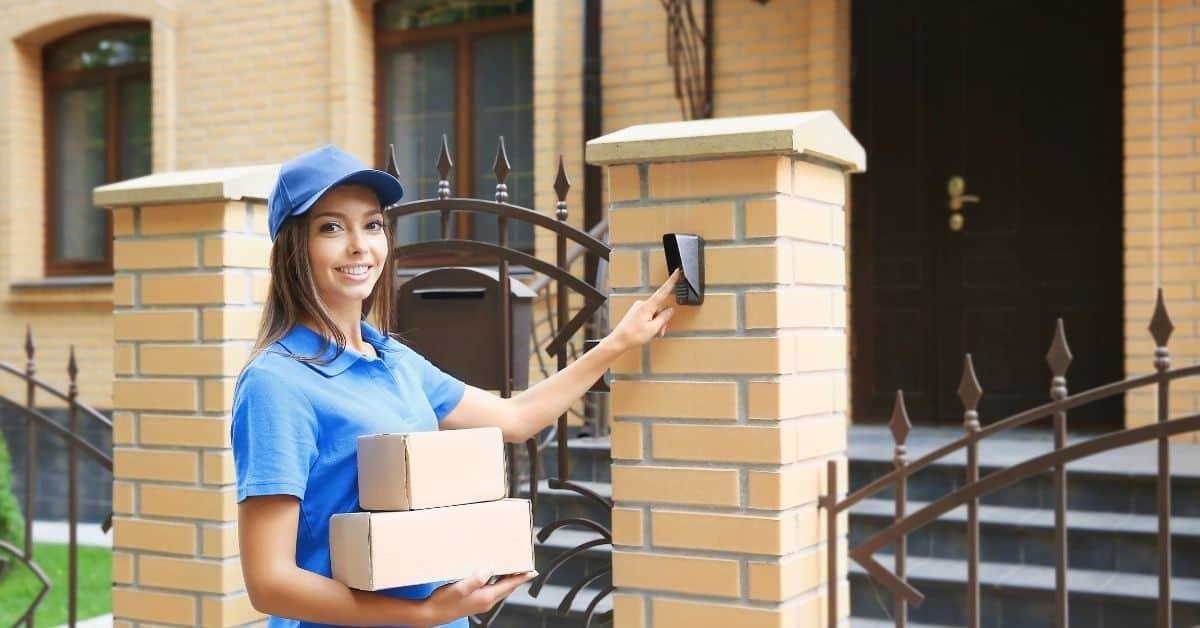 new homeowner security doorbell