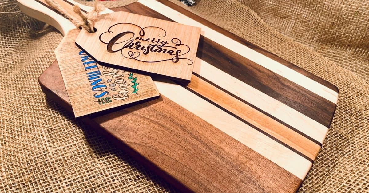 personalized cutting board housewarming