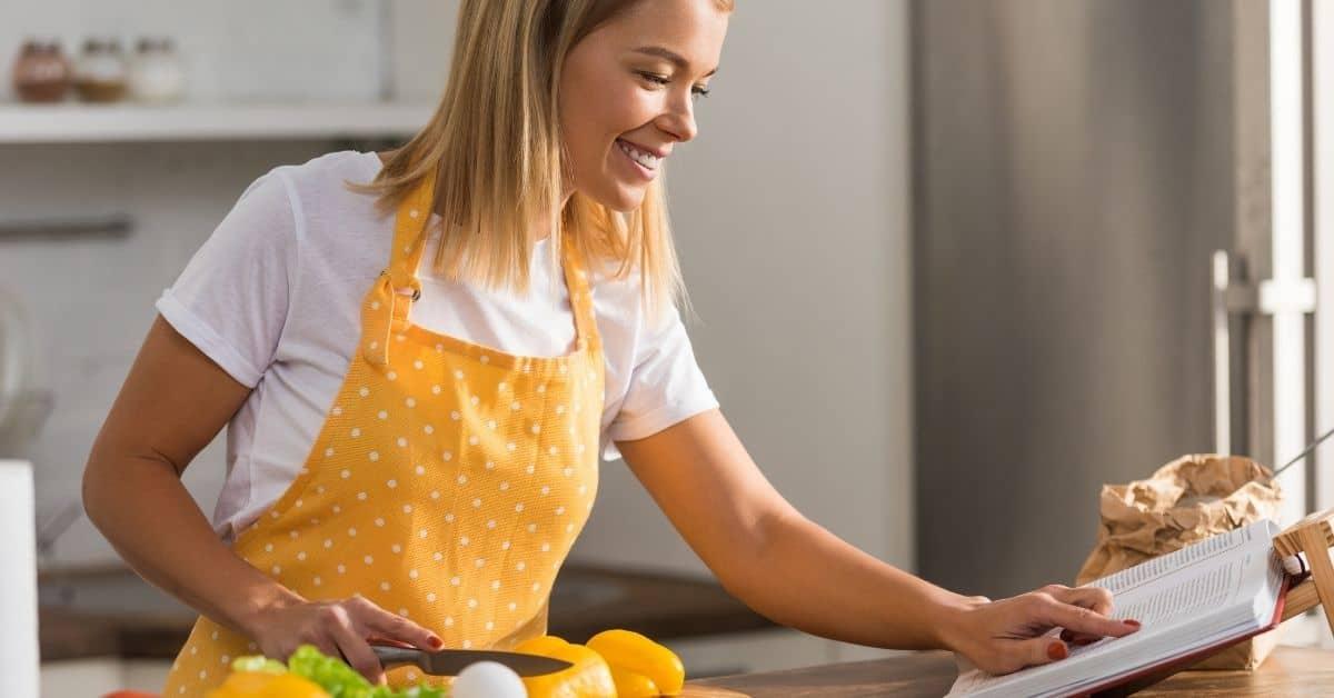 cookbook gift new homeowner