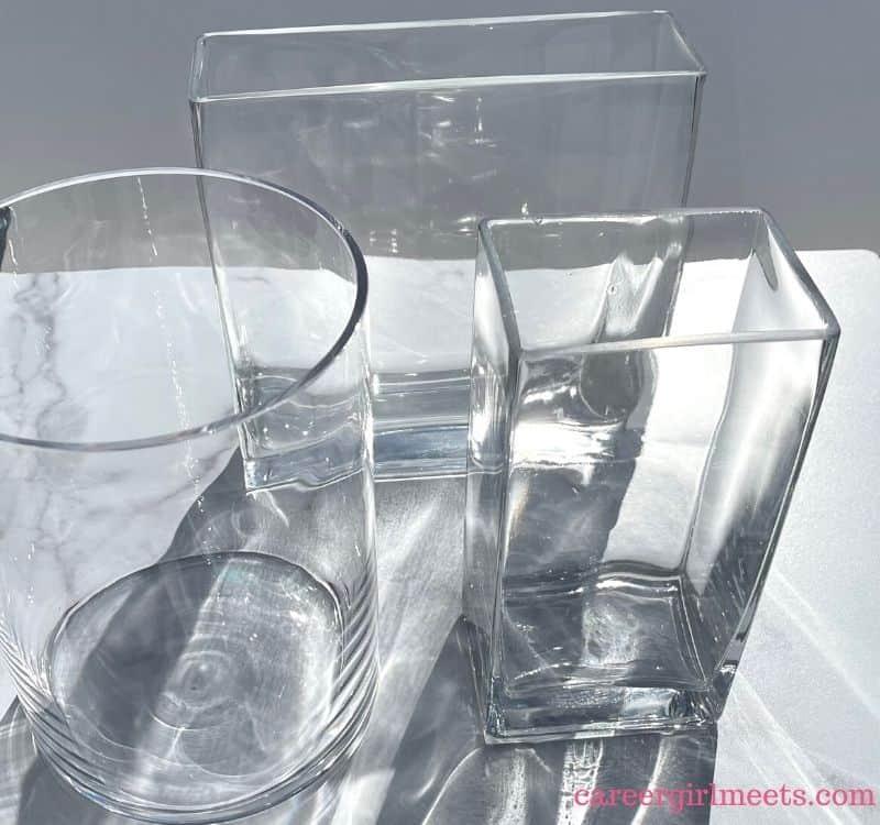 glass vase designs