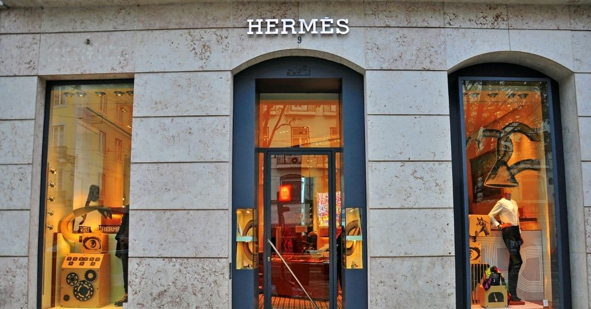 hermes throw