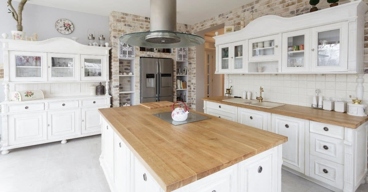 kitchen countertops on a budget