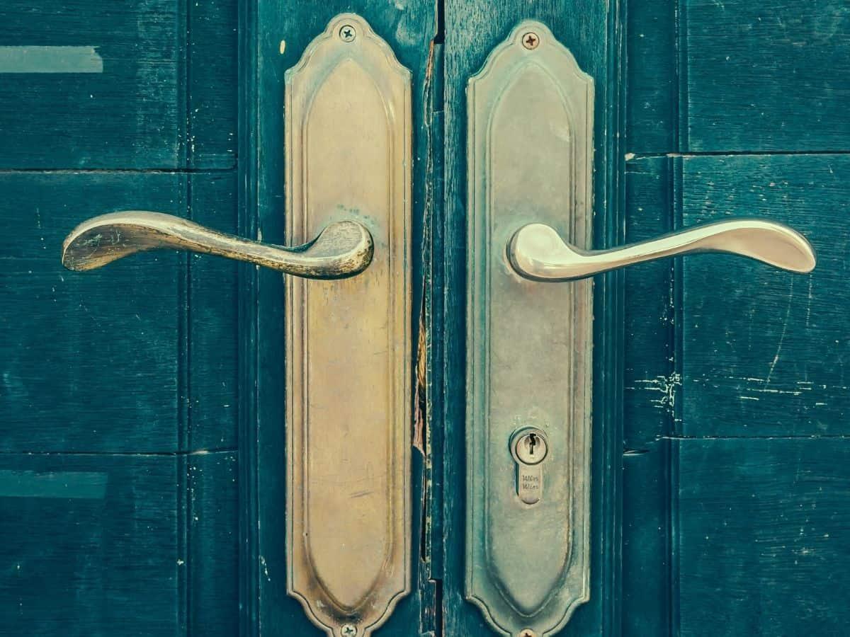 old door knobs