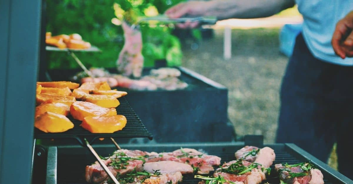 bbq toolset for dads