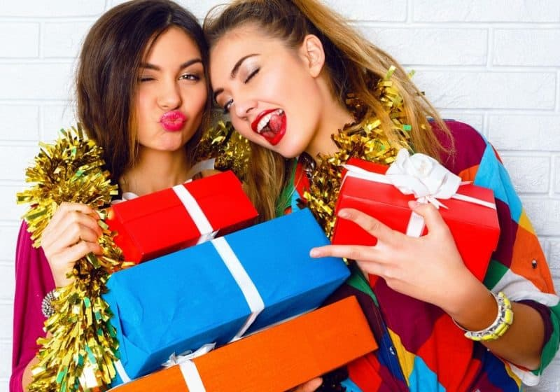 21 JUST BECAUSE GIFTS FOR FRIENDS