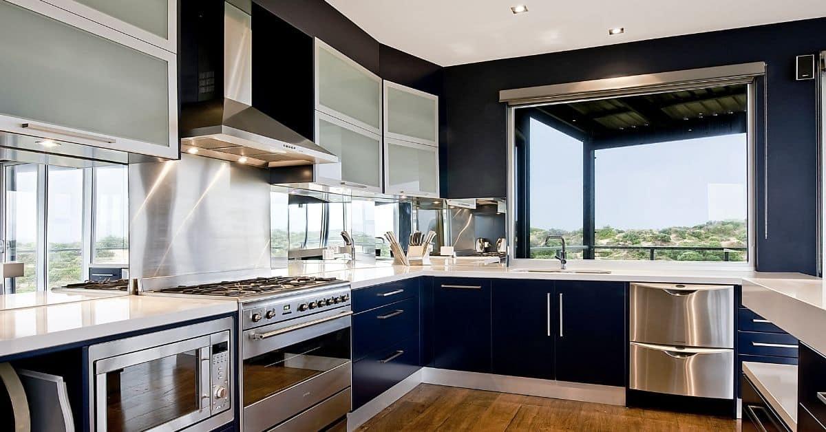kitchen makeovers appliances