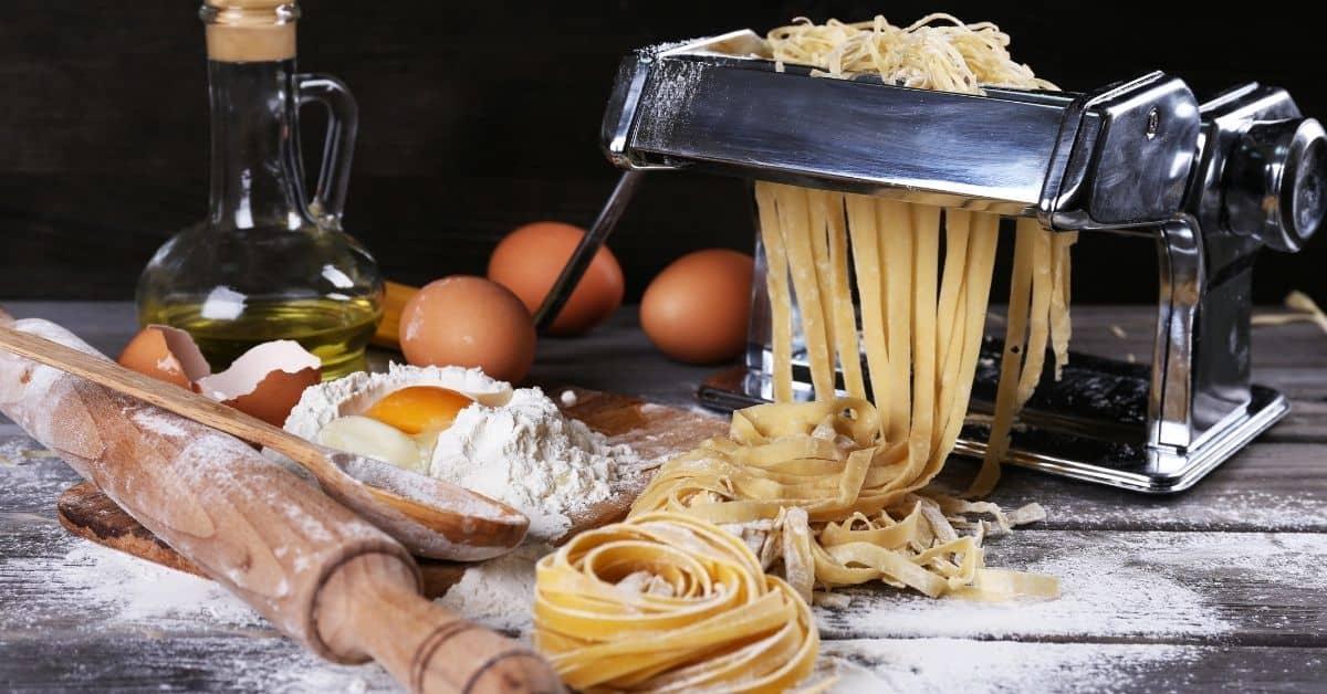 pasta lover dad