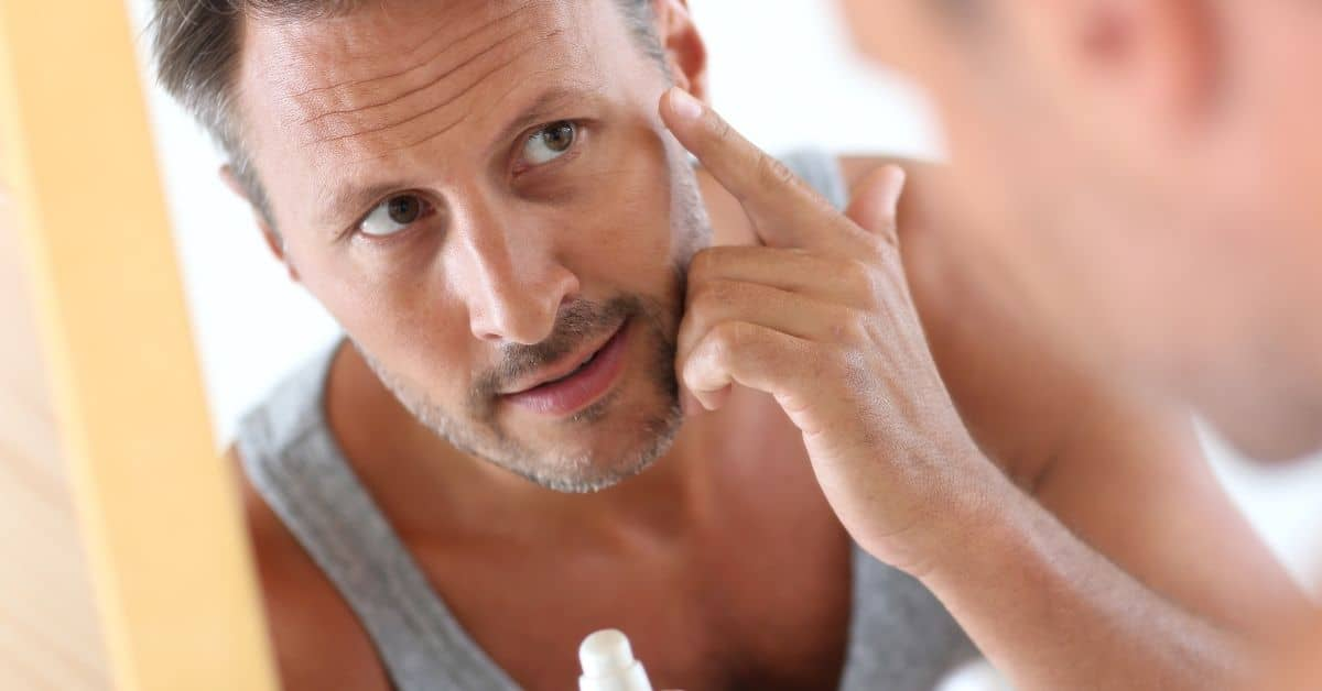 skin care for dad