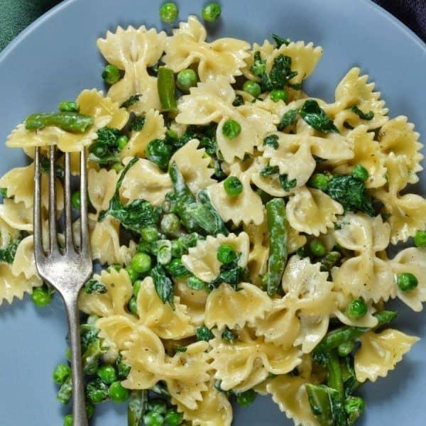 pea salad recipe