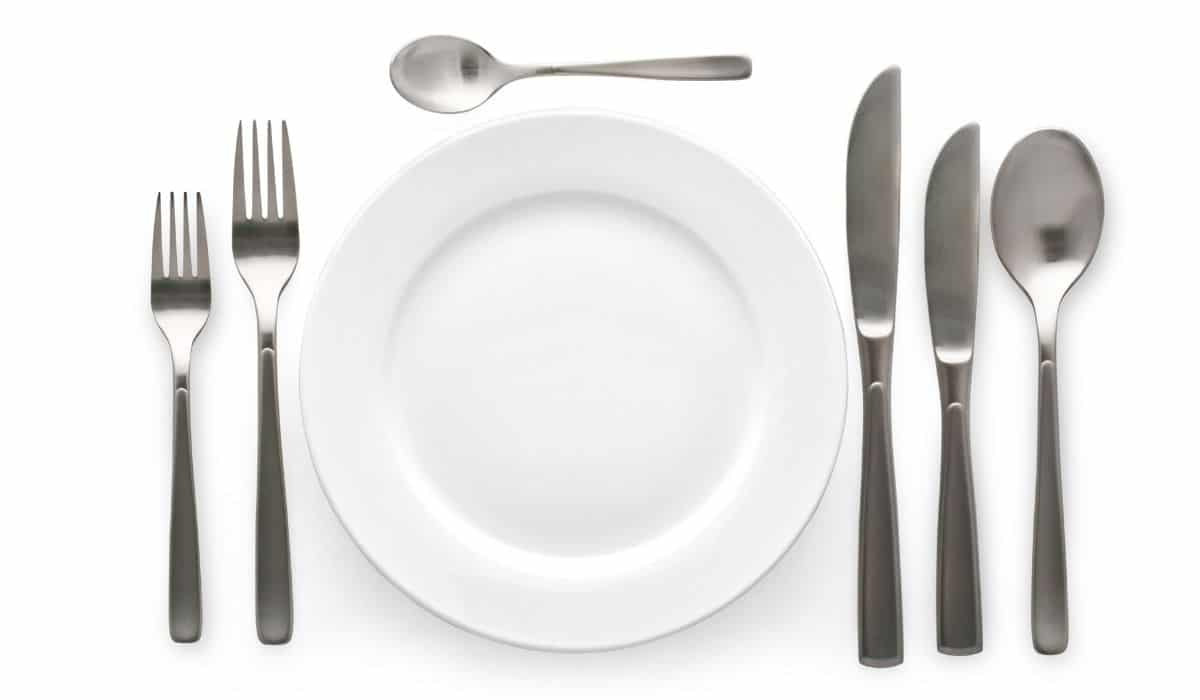 kitchen essentials silverware
