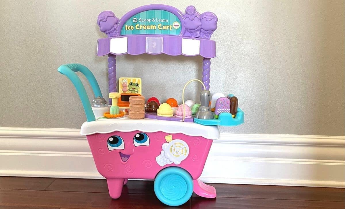 ice cream cart toy