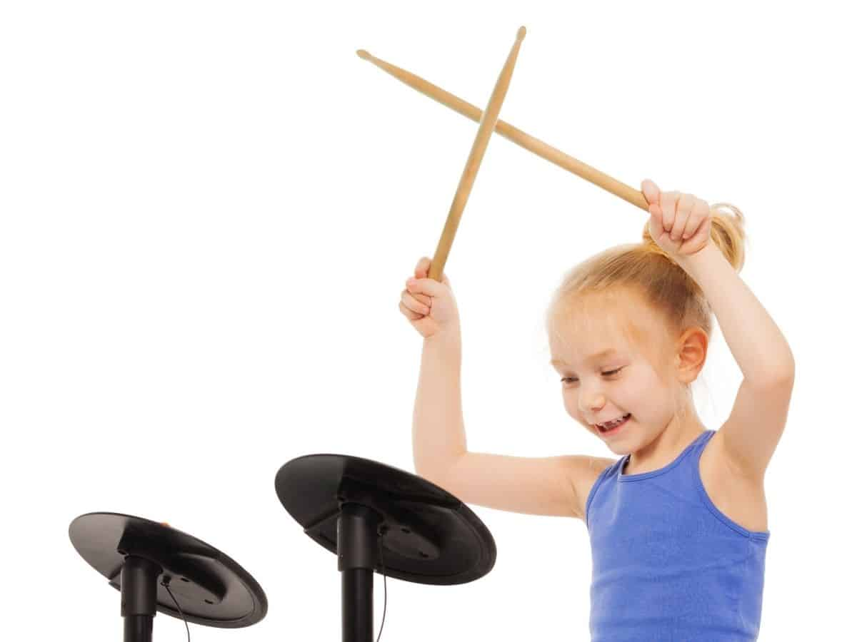 toddler gifts toy drumset