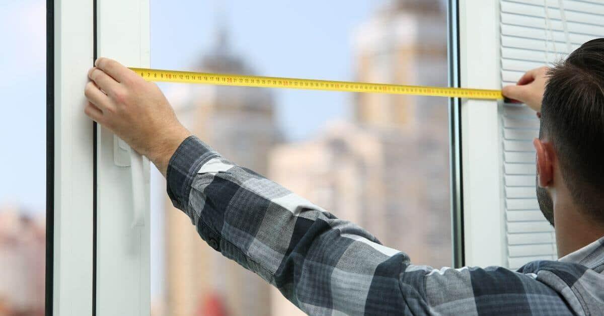 measure windows